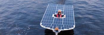 Solbian and solar boats